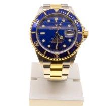 Rolex Submariner Date 116613LB 2008 begagnad