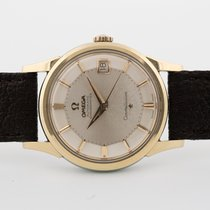 Omega Constellation 14393 Very good Gold/Steel 34mm Automatic