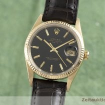 Rolex Oyster Perpetual Date 34mm Fekete