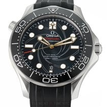 Omega 210.22.42.20.01.004 Steel 2020 Seamaster Diver 300 M 42mm new United States of America, New York, New York
