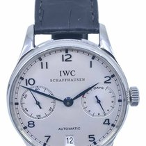 IWC IW5001.07 Steel Portuguese Automatic 42.3mm pre-owned United States of America, Florida, Naples