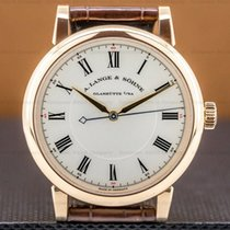 A. Lange & Söhne 232.032 Rose gold Richard Lange 40.5mm pre-owned United States of America, Massachusetts, Boston