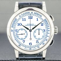A. Lange & Söhne 1815 White gold 39.5mm Silver Arabic numerals