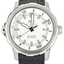 IWC Aquatimer Automatic Steel 42mm White United States of America, Illinois, BUFFALO GROVE