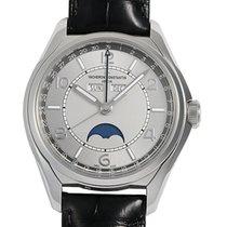 Vacheron Constantin Fiftysix Stahl 40mm Silber
