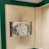 Rolex Sky-Dweller Steel 42mm White No numerals UAE, Dubai