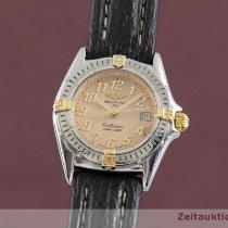 Breitling Callistino Gold/Stahl 28mm Deutschland, Chemnitz