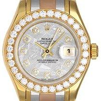 Rolex Lady-Datejust Pearlmaster 80298/69298 подержанные