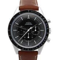 Omega Speedmaster Professional Moonwatch Staal 39.7mm Zwart