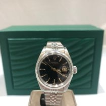 Rolex 69160 Acier 1979 Oyster Perpetual Lady Date 26mm occasion