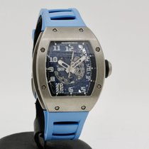 Richard Mille RM 010 Titanium 48mm Transparent Arabic numerals