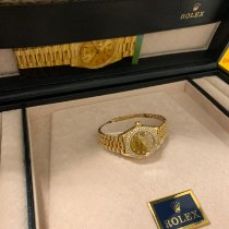 Rolex Lady-Datejust Yellow gold 26mm Champagne No numerals United Kingdom, Gateshead