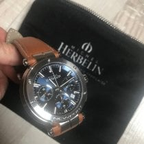 Michel Herbelin Newport (submodel) new 2019 Automatic Watch with original box and original papers