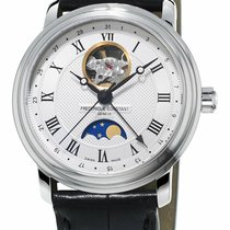 Frederique Constant Classics Moonphase Steel United States of America, New York, Monsey