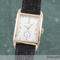 Girard Perregaux Or rouge Remontage manuel Blanc 27mm occasion