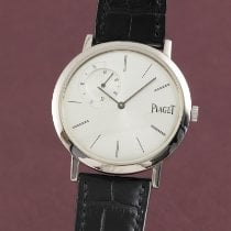 Piaget Altiplano PI0522 Very good White gold 40mm Manual winding