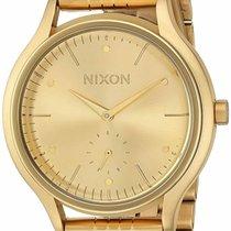 Nixon Acero 38mm Cuarzo A994502 nuevo