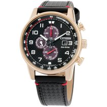 Citizen Steel 45mm Chronograph CA068308E new United States of America, New Jersey, Somerset