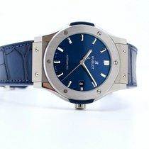 Hublot Classic Fusion Blue Titanium 45mm Blue No numerals United Kingdom, Oxford