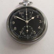 Wakmann Uhr gebraucht 1943 50mm Handaufzug Nur Uhr