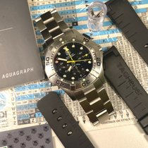 TAG Heuer Aquagraph CN211A 2006 pre-owned