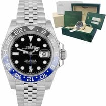 Rolex GMT-Master II 126710BLNR nuovo