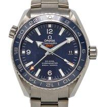 Omega Seamaster Planet Ocean Titanium 43.5mm Blue United States of America, Florida, Miami