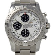 Breitling Colt Chronograph Automatic Steel 44mm Silver United States of America, Florida, Miami