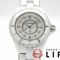Chanel Women's watch J12 33mm Quartz pre-owned Watch with original box