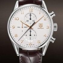 TAG Heuer Carrera Calibre 1887 nieuw 2020 Automatisch Chronograaf Horloge met originele doos en originele papieren car2012.fc6236