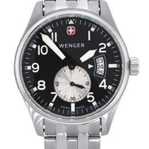 Wenger Steel 40mm Automatic pre-owned United States of America, Florida, Boca Raton