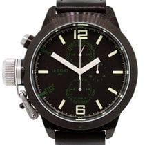 U-Boat Steel 52mm Quartz Limited Edition TWT-45B pre-owned United States of America, Florida, Boca Raton