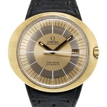 Omega Genève Yellow gold 42mm Gold United States of America, Florida, Boca Raton