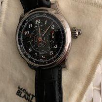몽블랑 화이트골드 수동감기 43.5mm 중고시계 빌레레