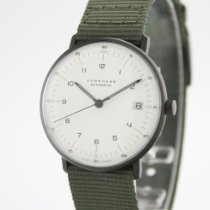 Junghans max bill Automatic Steel 34mm Silver
