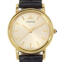 Seiko Credor Or jaune 22mm Or