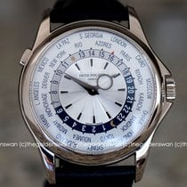Patek Philippe Or blanc 39.5mm Remontage automatique 5130G-001 occasion