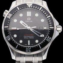Omega Seamaster Diver 300 M occasion 41mm Noir Acier