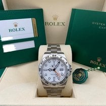 Rolex Explorer II 216570 Unworn Steel 42mm Automatic