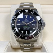 Rolex Sea-Dweller Deepsea Steel 44mm Blue No numerals United States of America, Texas, Dallas