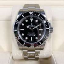 Rolex Submariner (No Date) Steel 40mm Black No numerals United States of America, Texas, Dallas