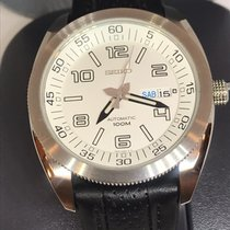 Seiko 5 new Automatic Watch with original box and original papers SNKF09K1
