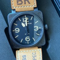 Bell & Ross BR 01-92 BR0192-HERITAGE 2010 pre-owned
