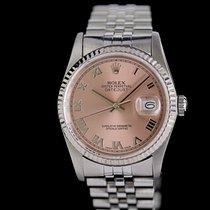 Rolex Datejust 16234 Très bon Acier 36mm Remontage automatique
