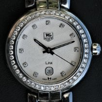 TAG Heuer Link Lady Steel 29mm Silver