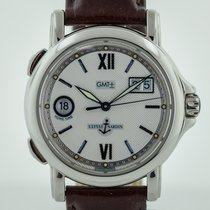 Ulysse Nardin San Marco Big Date Steel 40mm Silver Roman numerals United States of America, California, Pleasant Hill