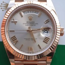 Rolex 228235 Or rose 2020 Day-Date 40 40mm nouveau