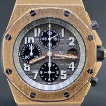 愛彼 Royal Oak Offshore Chronograph 25940OK.OO.D002CA.01.A 2007 二手