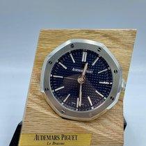 Audemars Piguet Royal Oak Selfwinding Acier Bleu Sans chiffres