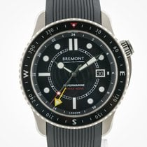 Bremont Titanium 43.1mm Automatic S500/BK pre-owned United States of America, California, Pleasant Hill